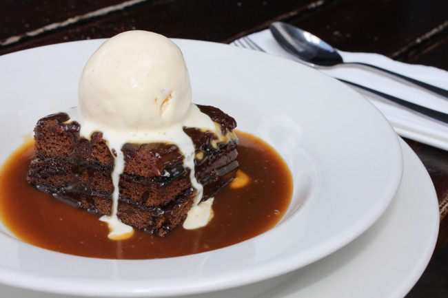 Sticky Toffee Pudding | Courtesy of Roche Communications