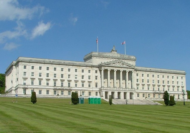 Stormont Parliamentary ©Dom0803/wikicommons