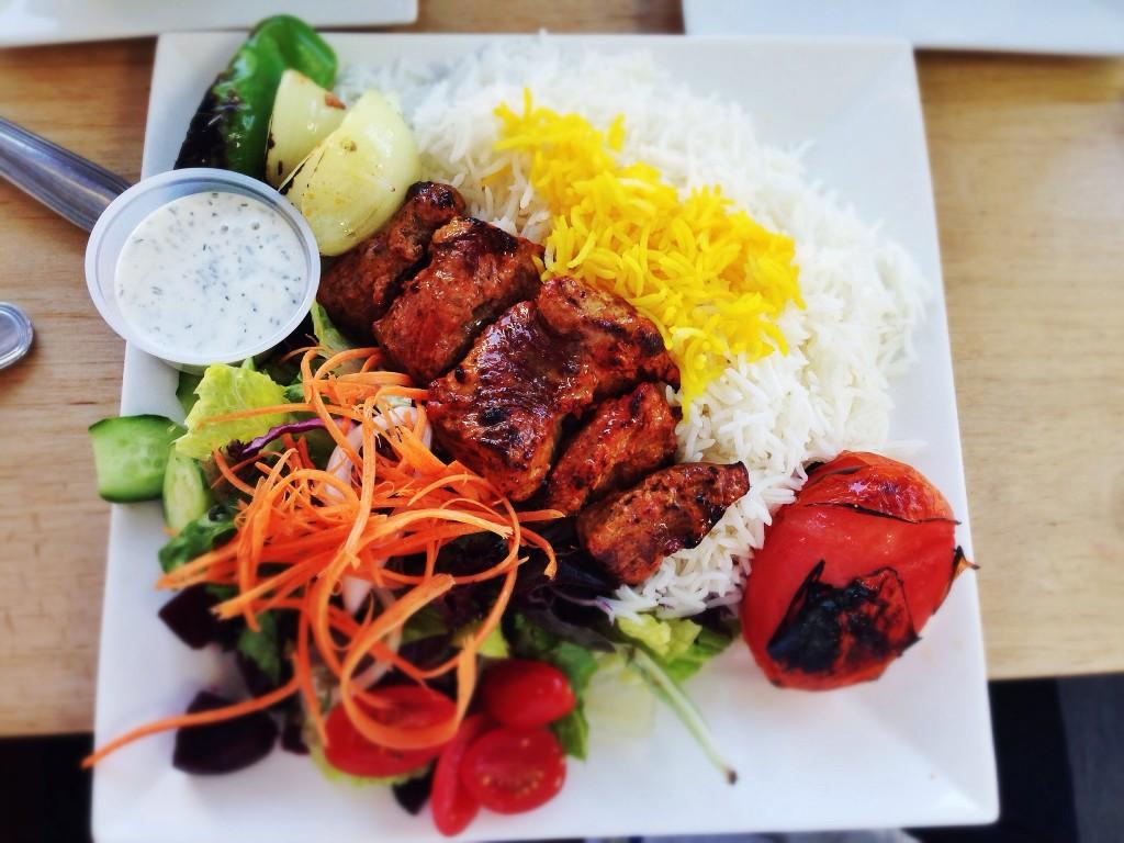 Lamb Kabob at Taste of Tehran|©T.Tseng/Flickr