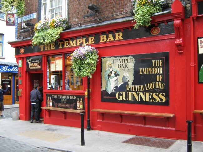 The Temple Bar   © BKP / Wikicommons