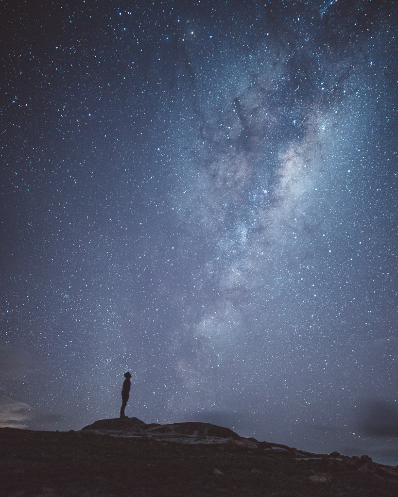 The Universe and Me   © Daniel Kriss