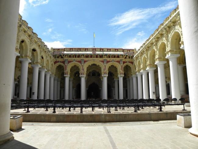 Thirumalai Nayak Palace | © BOMBMAN/Wikimedia Commons