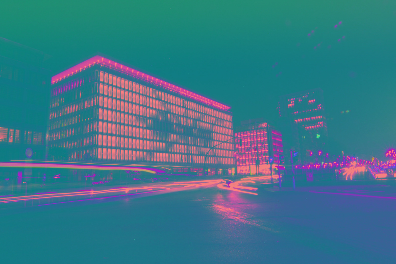Peter Kogler Enter His Mesmerizing World In Brussels