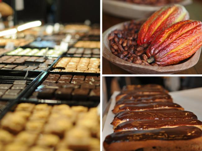 Salon du Chocolat | © Ermis/Flickr | © Fotos GOVBA/Flickr | © phalenebdlv/Flickr