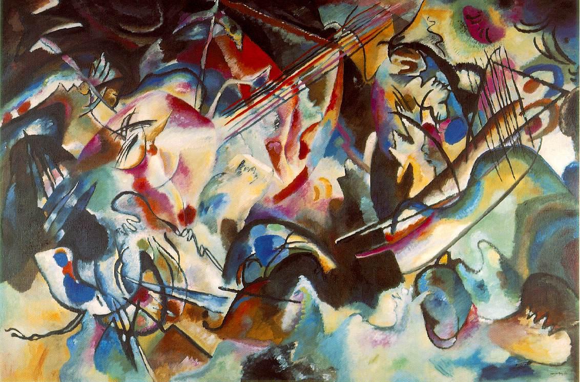 Composition VI   Wassily Kandinsky/WikimediaCommons