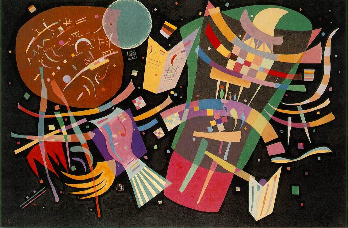 Composition X   Wassily Kandinsky/WikimediaCommons