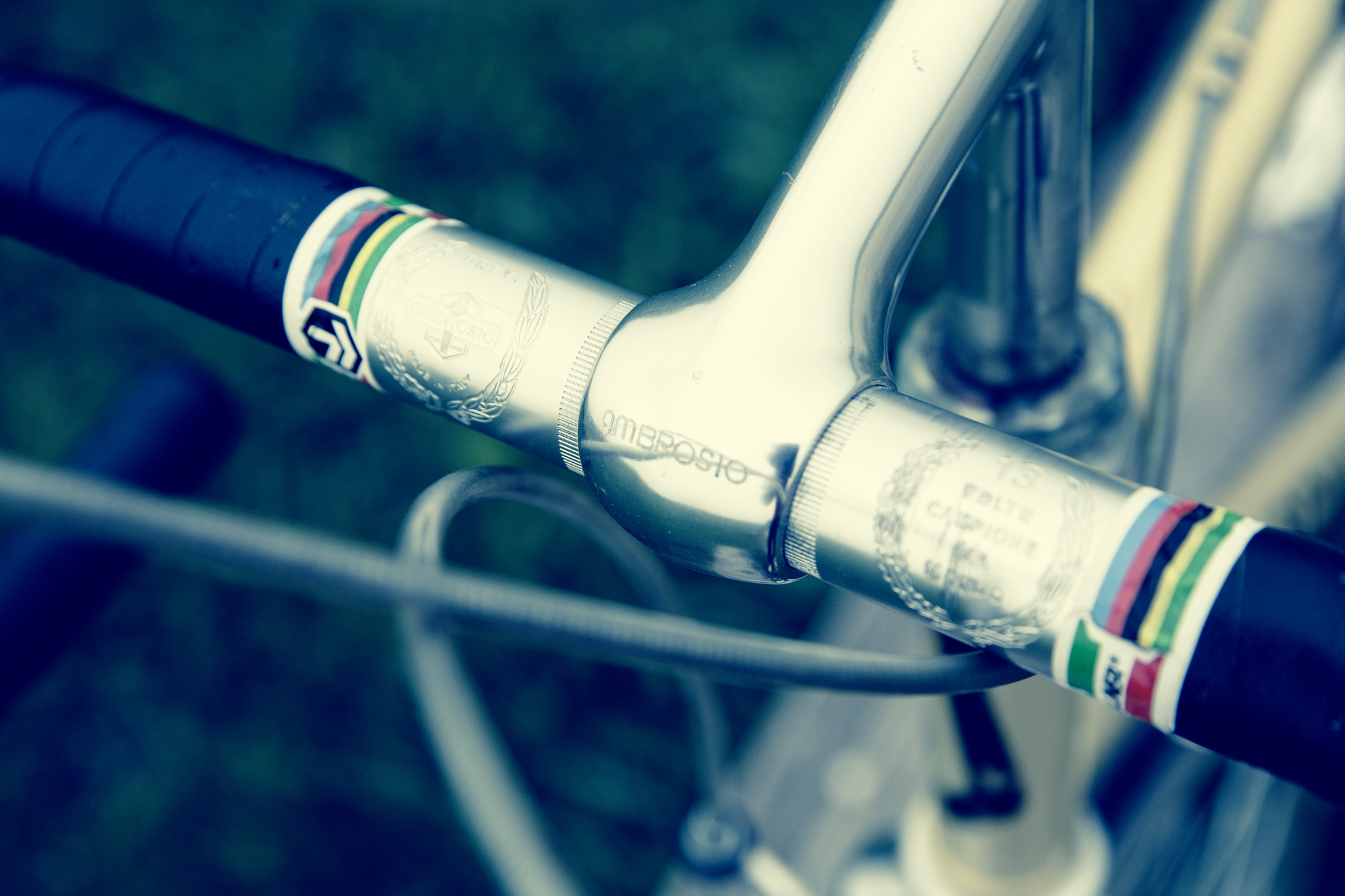 vintage racing bike| © Markus Spiske/flickr