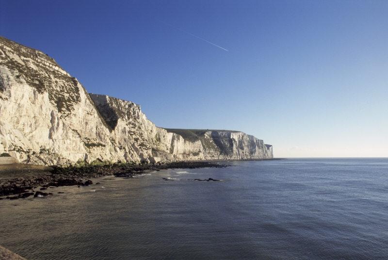 The White Cliffs of Dover, Kent, England | Courtesy Visit Kent