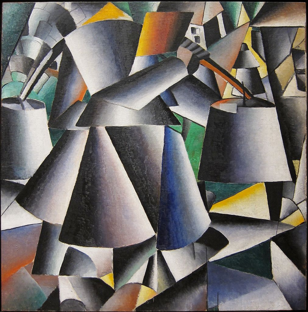 Kazimir Malevich Paintings 10 Artworks By K...