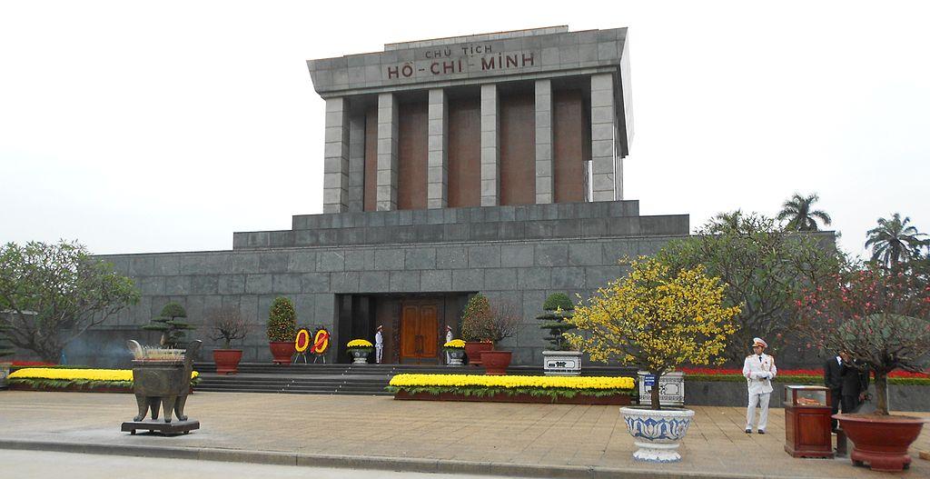 Ho Chi Minh's mausoleum | © Kontrollstellekundl/WikiCommons