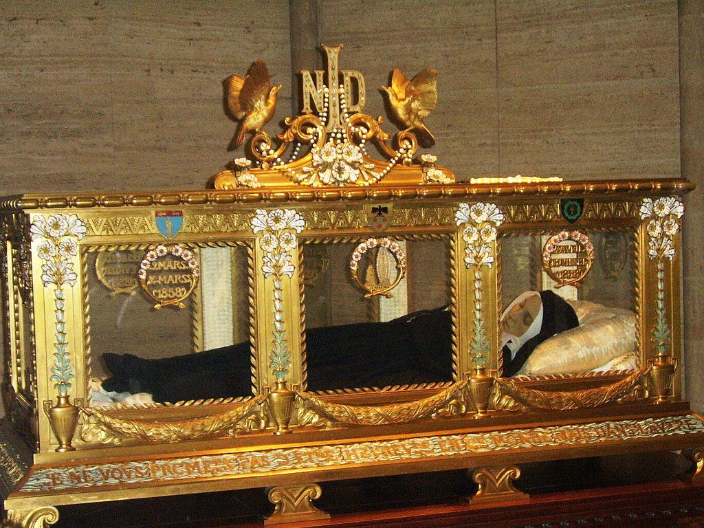 St. Bernadette | © Roock/WikiCommons