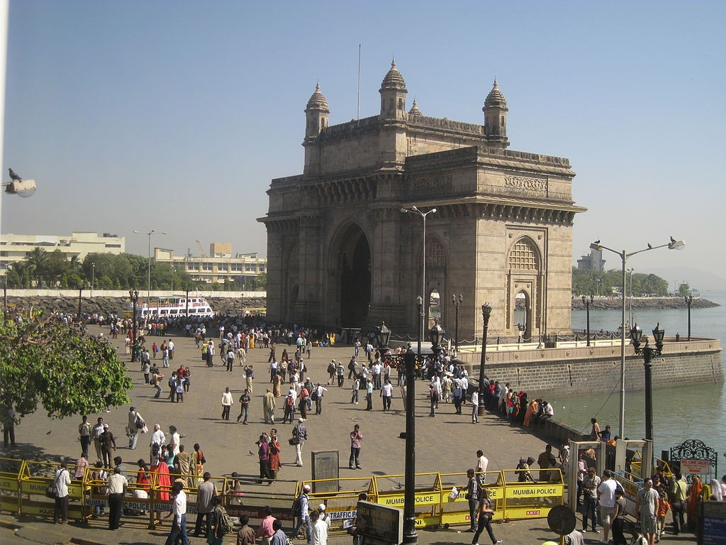 The Gateway of India, 2011/©L Ram Vidhya Sagar/WikiCommons