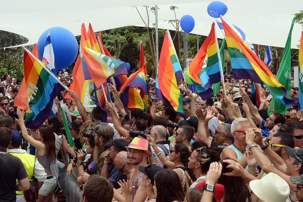 Gay pride parade  © U.S. Embassy Tel Aviv / Flickr