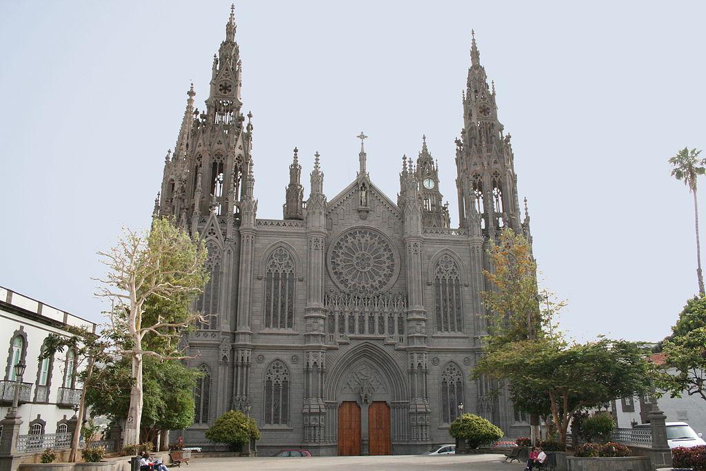 Iglesia de Arucas | © Jonay CP/WikiCommons