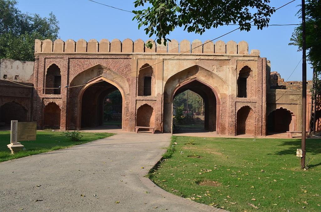Kashmiri Gate, Delhi in 2012/©Rahul Noida/WikiCommons