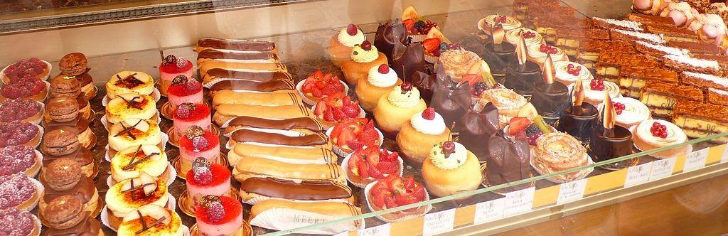Pastry Assortment - © Welleschik/wikicommons