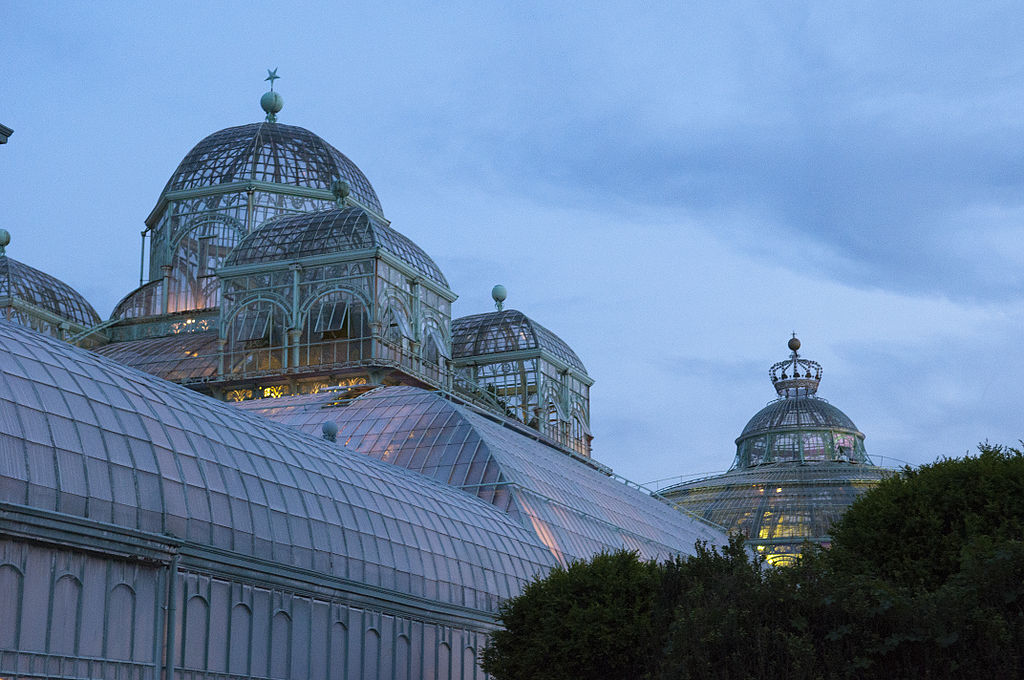 Royal Greenhouses in Laeken | © Michal Osmenda/WikiCommons