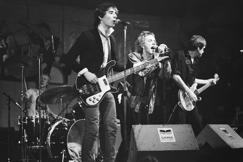 Sex Pistols | © Anefo Nationaal Archief/WikiCommons
