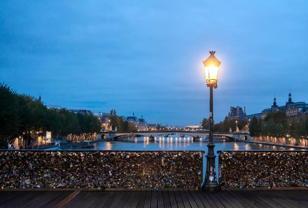 Le Pont des Arts | © Jean-François Gornet/Flickr