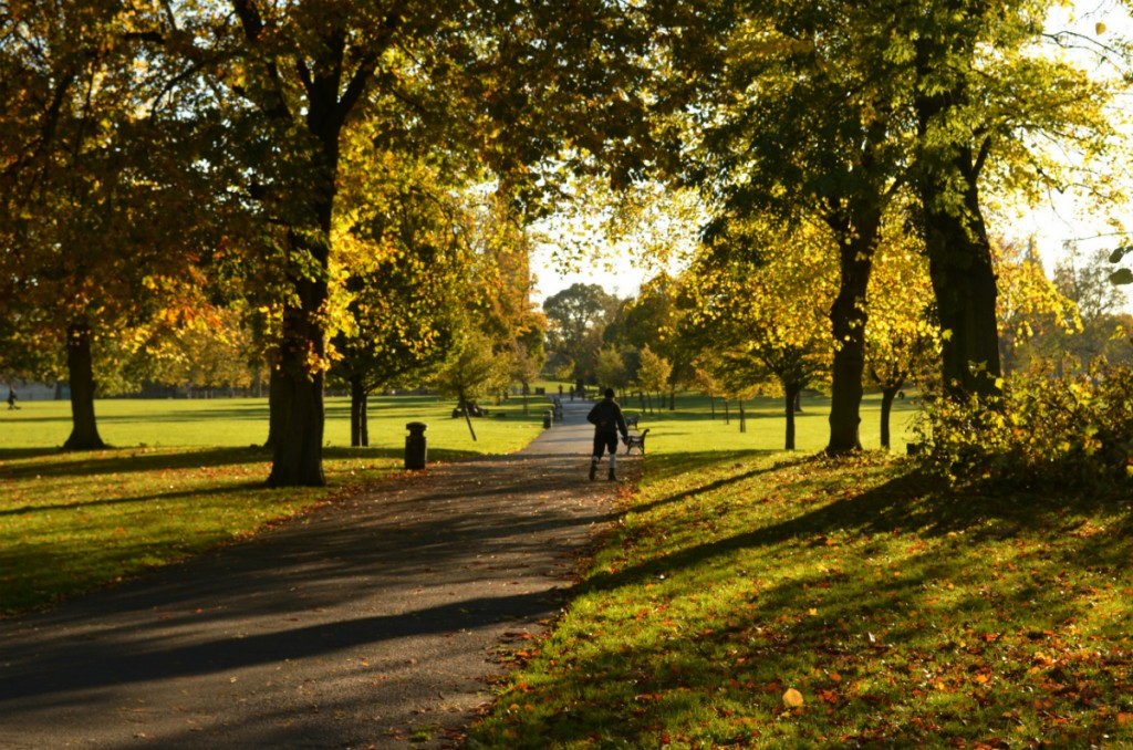 Clissold Park, Hackney | © Nick / Flickr