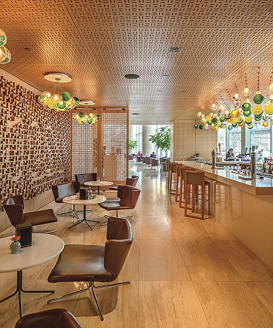 Bosk Restaurant | Courtesy of the Shangri-La Hotel