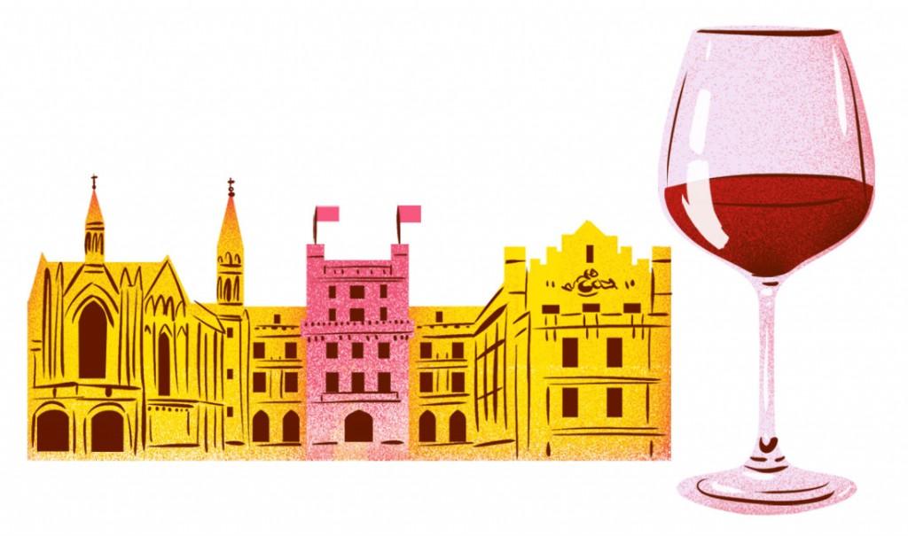 Moravian wine   © Eating Prague Tours