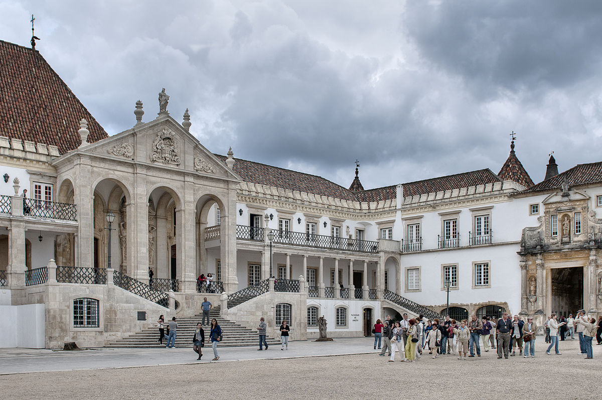 University of Coimbra | © Mgm105/WikimediaCommons