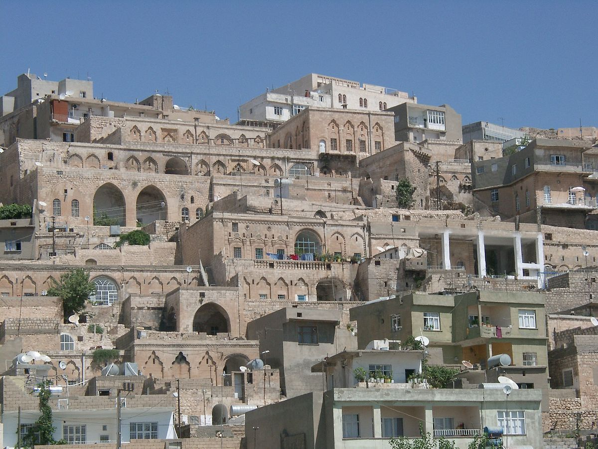 Mardin's old town | © Florenco~commonswiki/WikimediaCommons