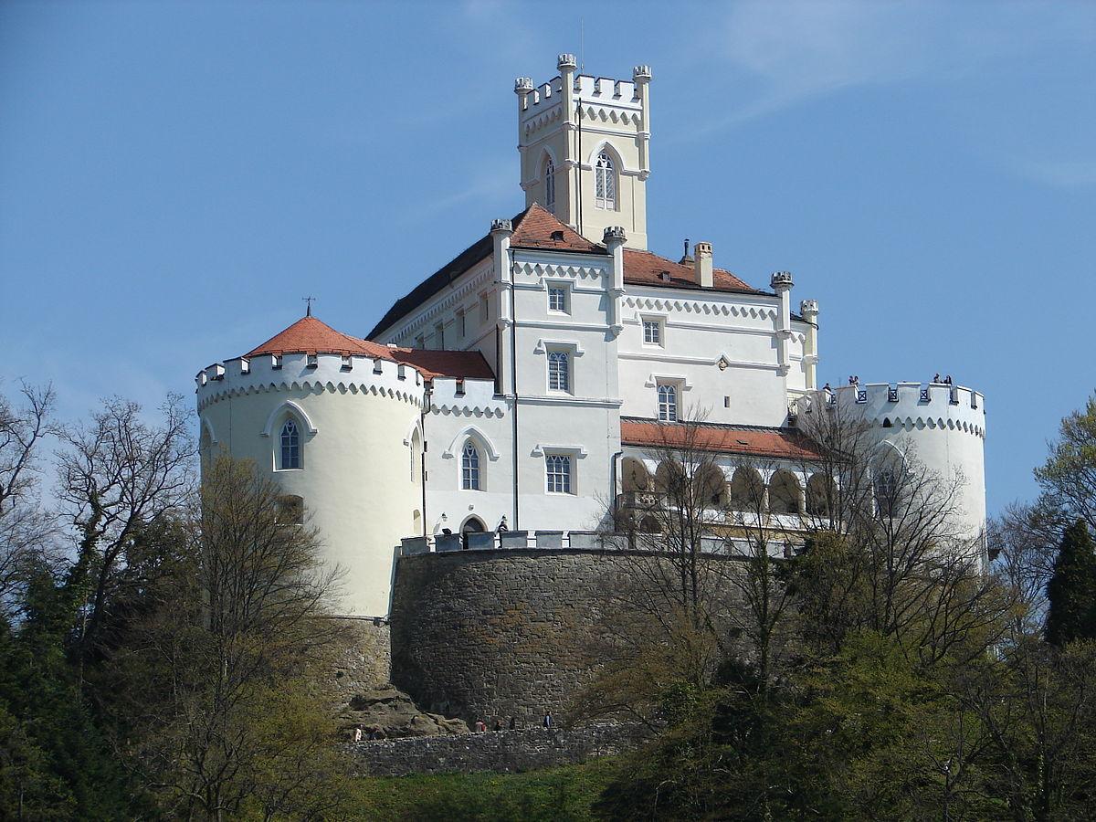 Trakošćan Castle | © Maxman/WikimediaCommons
