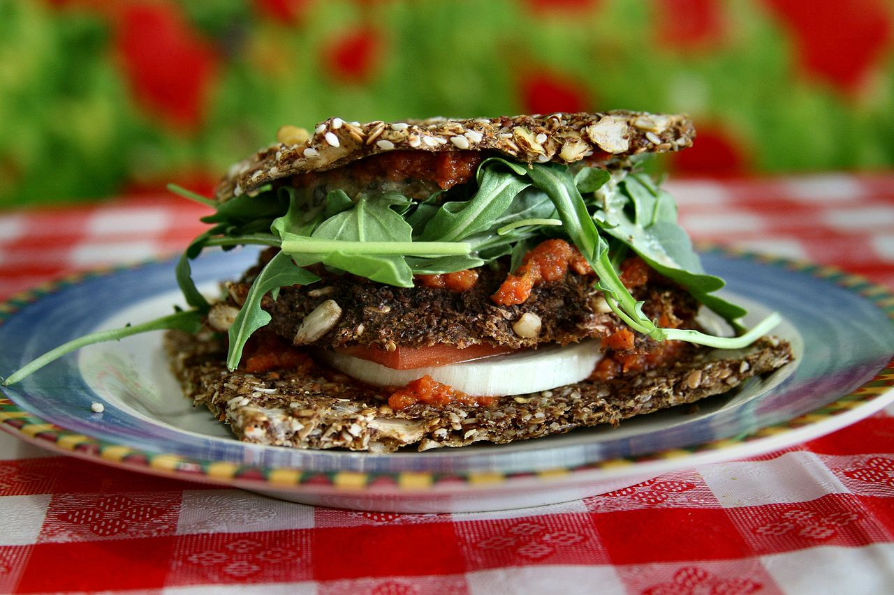 Raw Vegan Patty | © Nuagecafe/Wikicommons