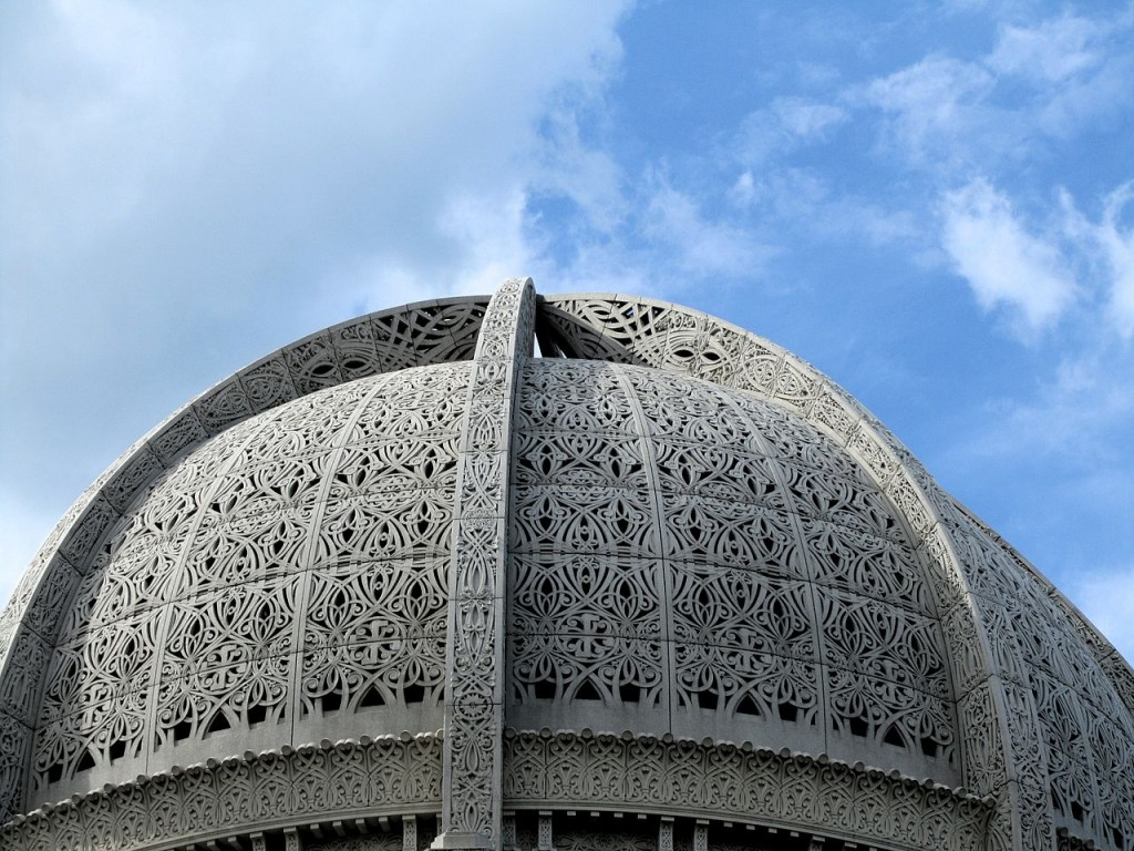 Exterior dome | © WikiTome/Wikicommons
