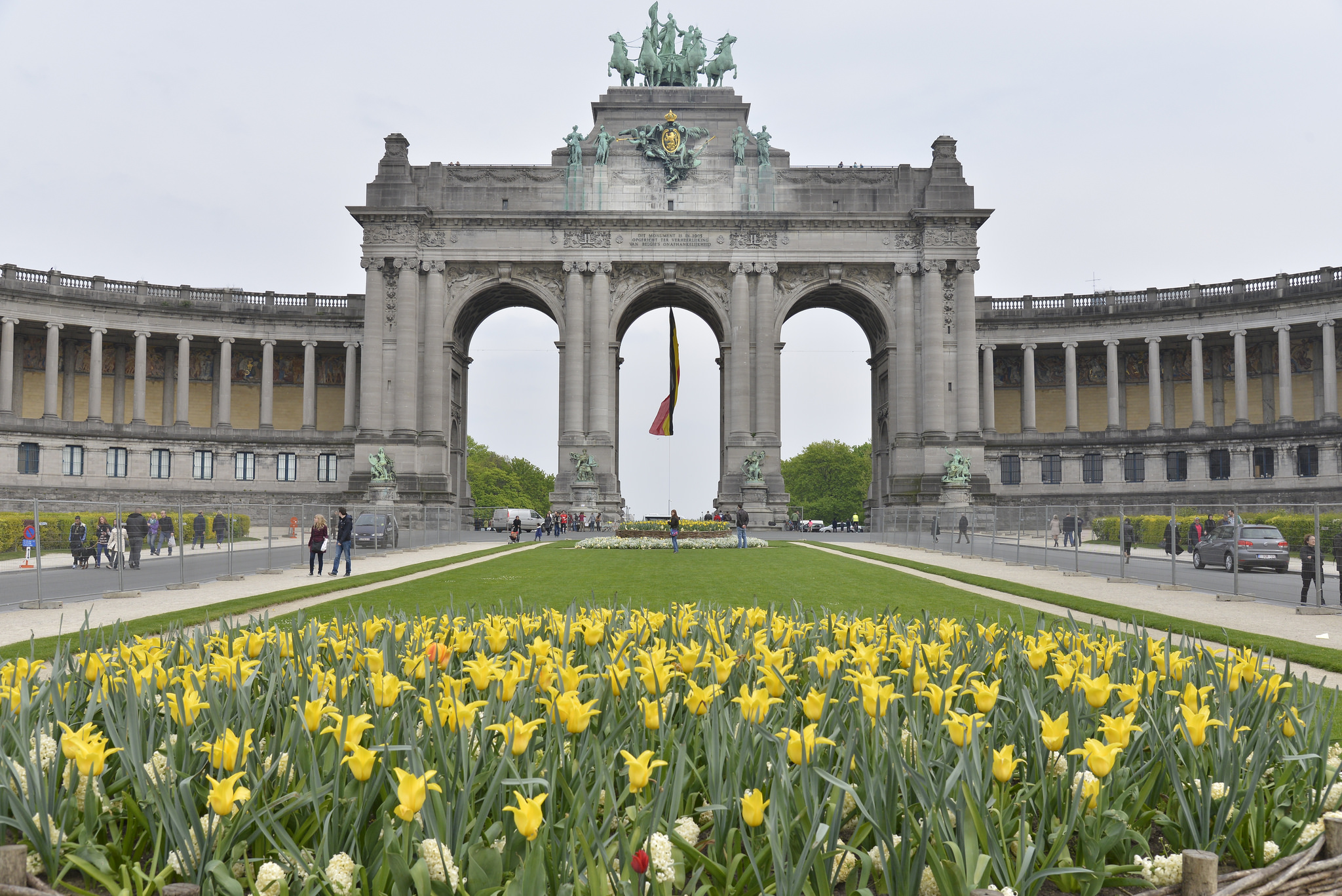 Cinquantenaire | © Stephane Mignon/Flickr
