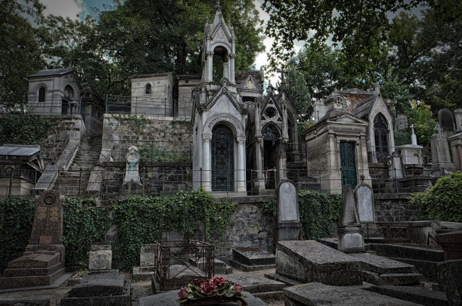 Montmartre cemetery|© Eric Huybrechts/Flickr
