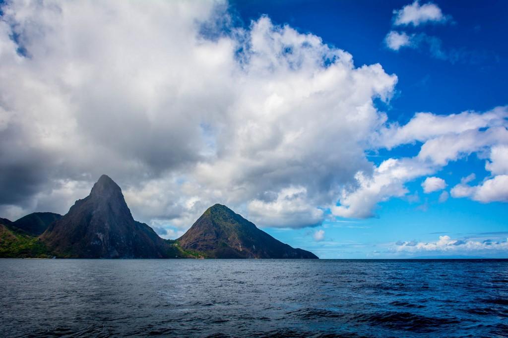 St. Lucia   © Ron Kroetz/Flickr
