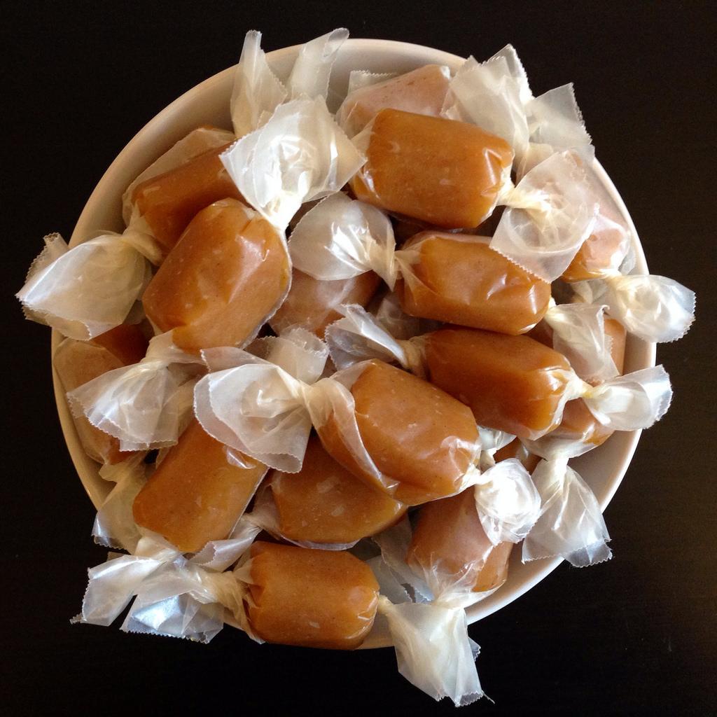 Jacques Genin's Mango Passion Caramels © Joy/flickr