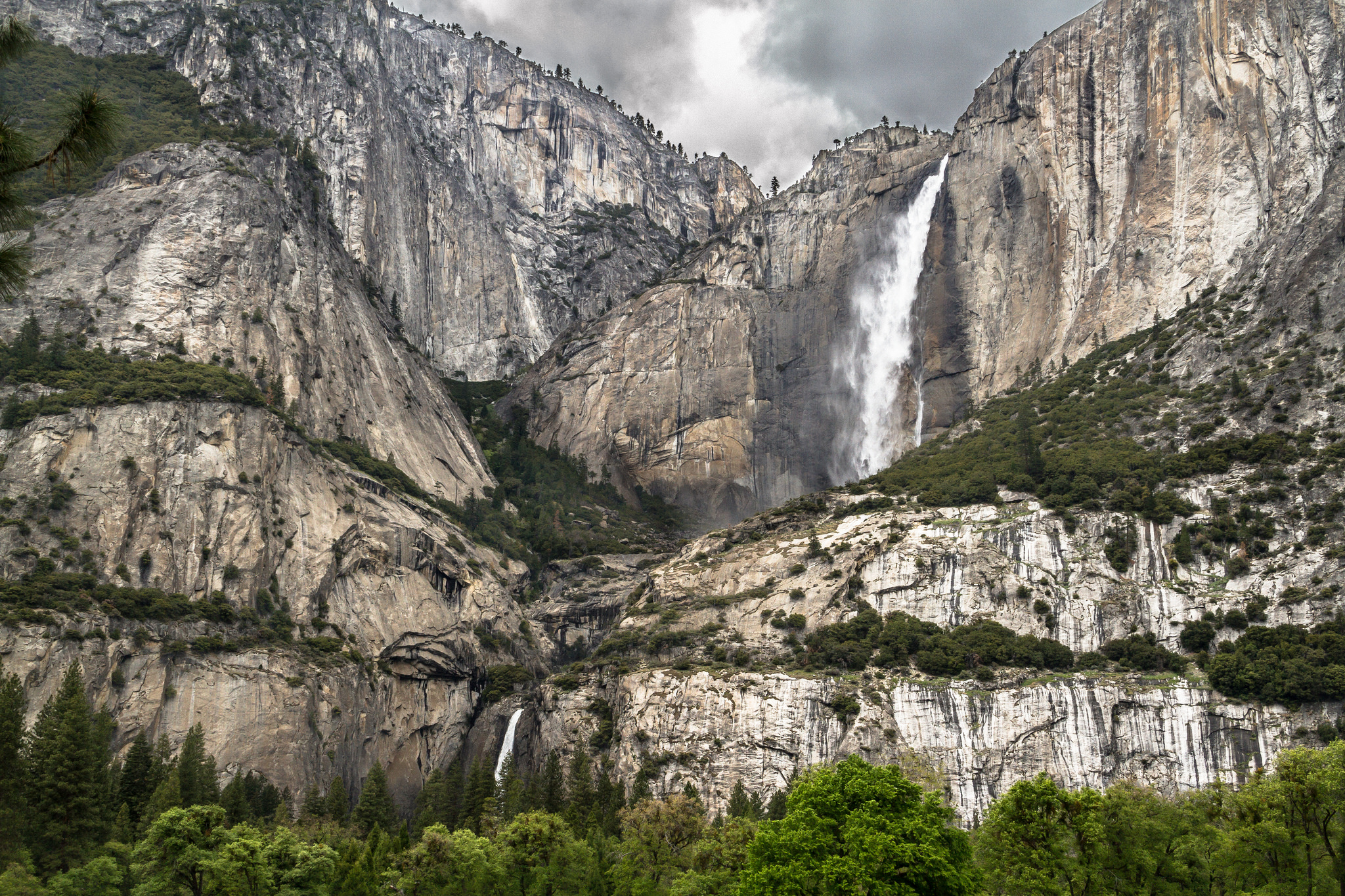 Yosemite Falls | © Michael Costa/Flickr