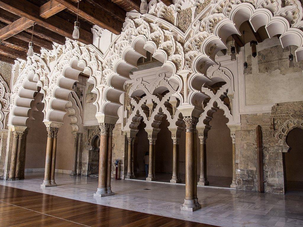 The Alifajería in Zaragoza | © Turol Jones/Flickr