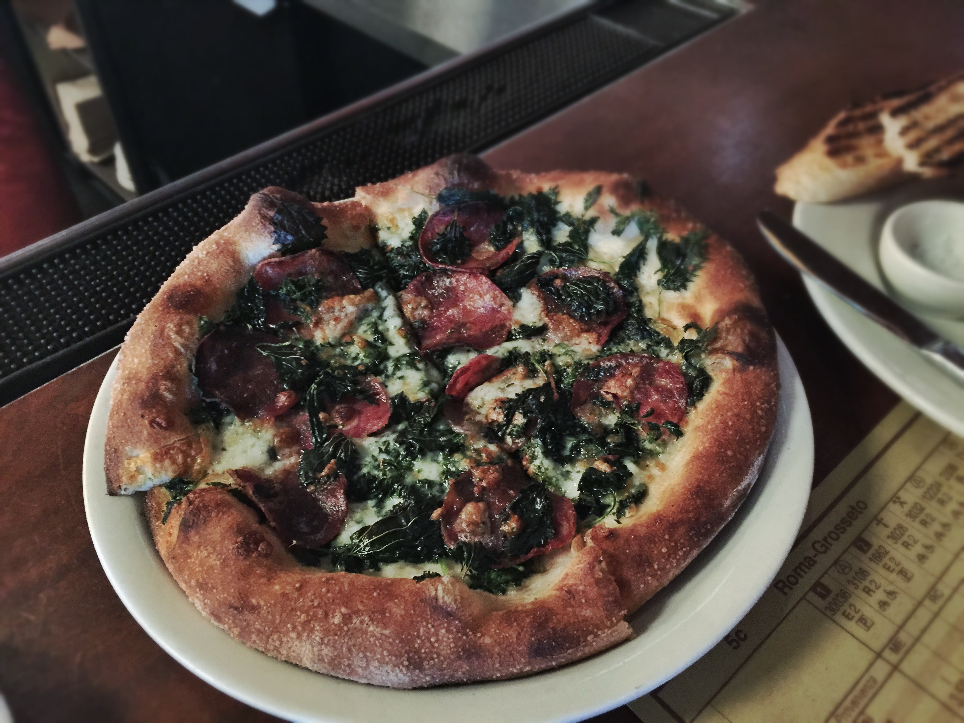 Pizzeria Mozza | © T.Tseng/Flickr