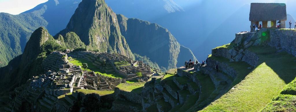 Sunrise at Machu Picchu | ©Bill Damon/Flickr