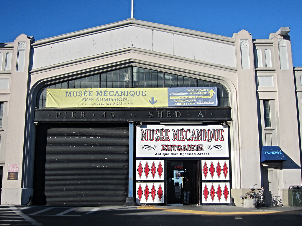 10 unique museums in san francisco for San francisco new museum