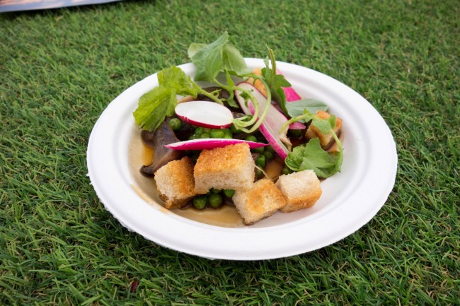Delicious food at Taste of London |©Kent Wang/ Flickr