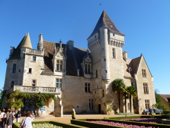 Château des Milandes © Fidber/ Flickr