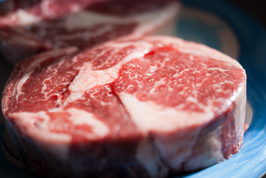 Steak©Taryn/Flickr