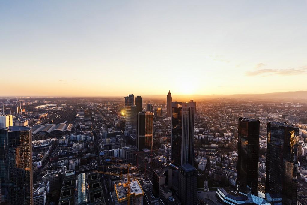 Frankfurt, Germany | © David Schiersner/Flickr