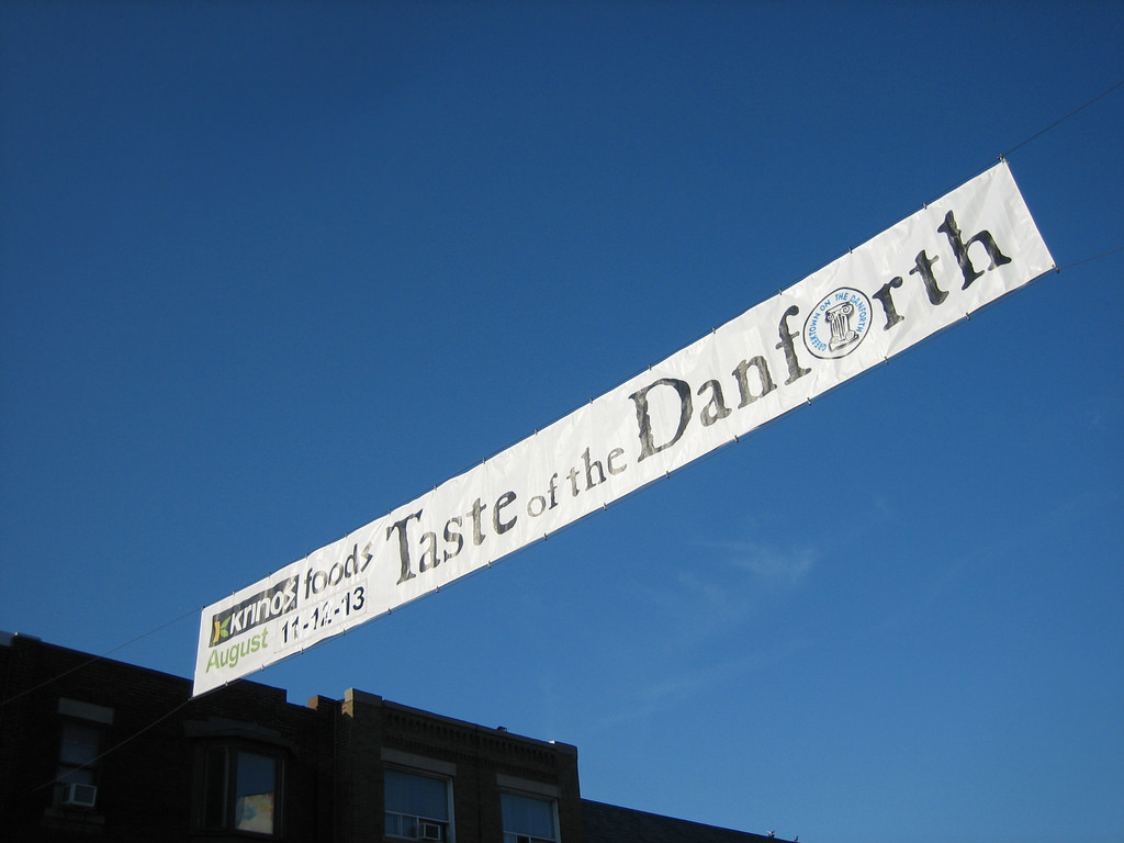 Taste of the Danforth | © Norris Wong/Flickr