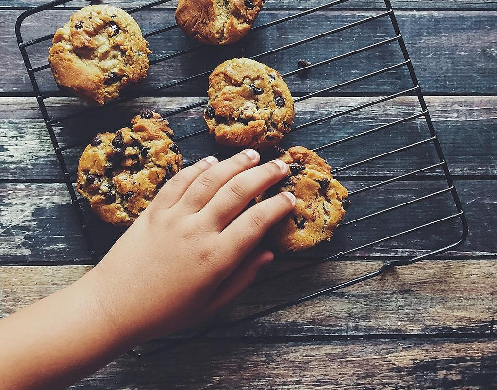 Somebody Can't Wait For These Cookies To Cool - © LaShawn Wiltz/flickr