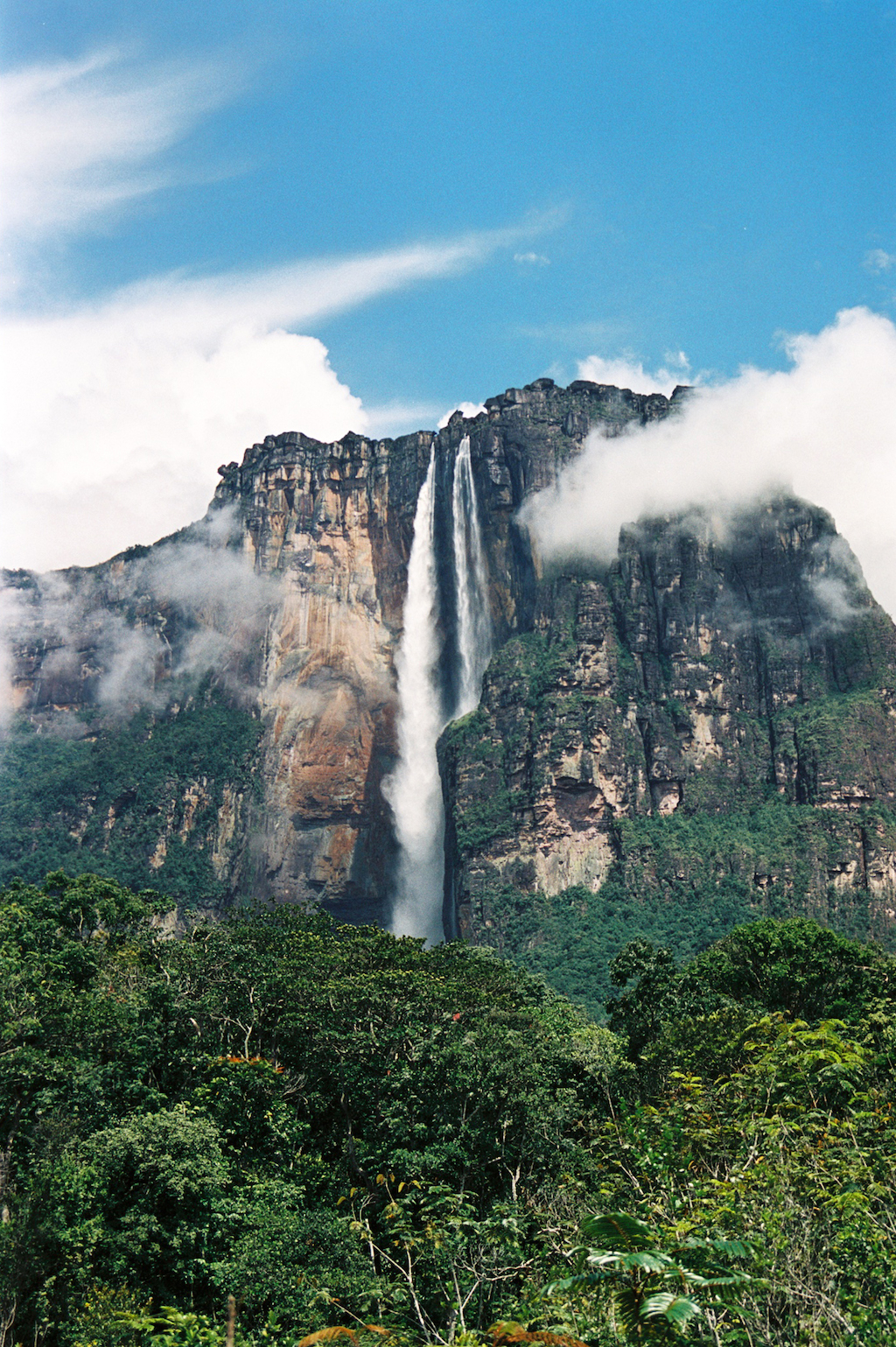 Angel Falls | © David Kjelkerud/Flickr