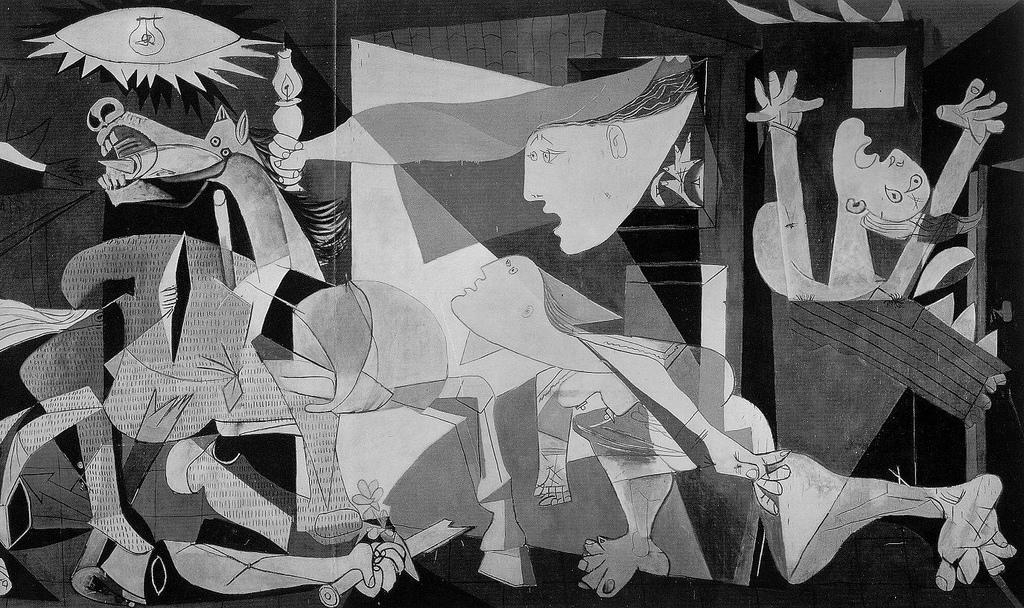Guernica | © Mark Barry/Flickr