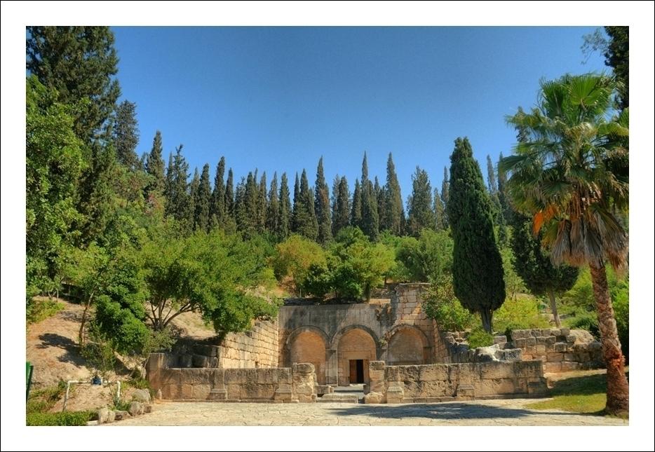 Beit Shearim National park Israel | © vad_levin/Flickr