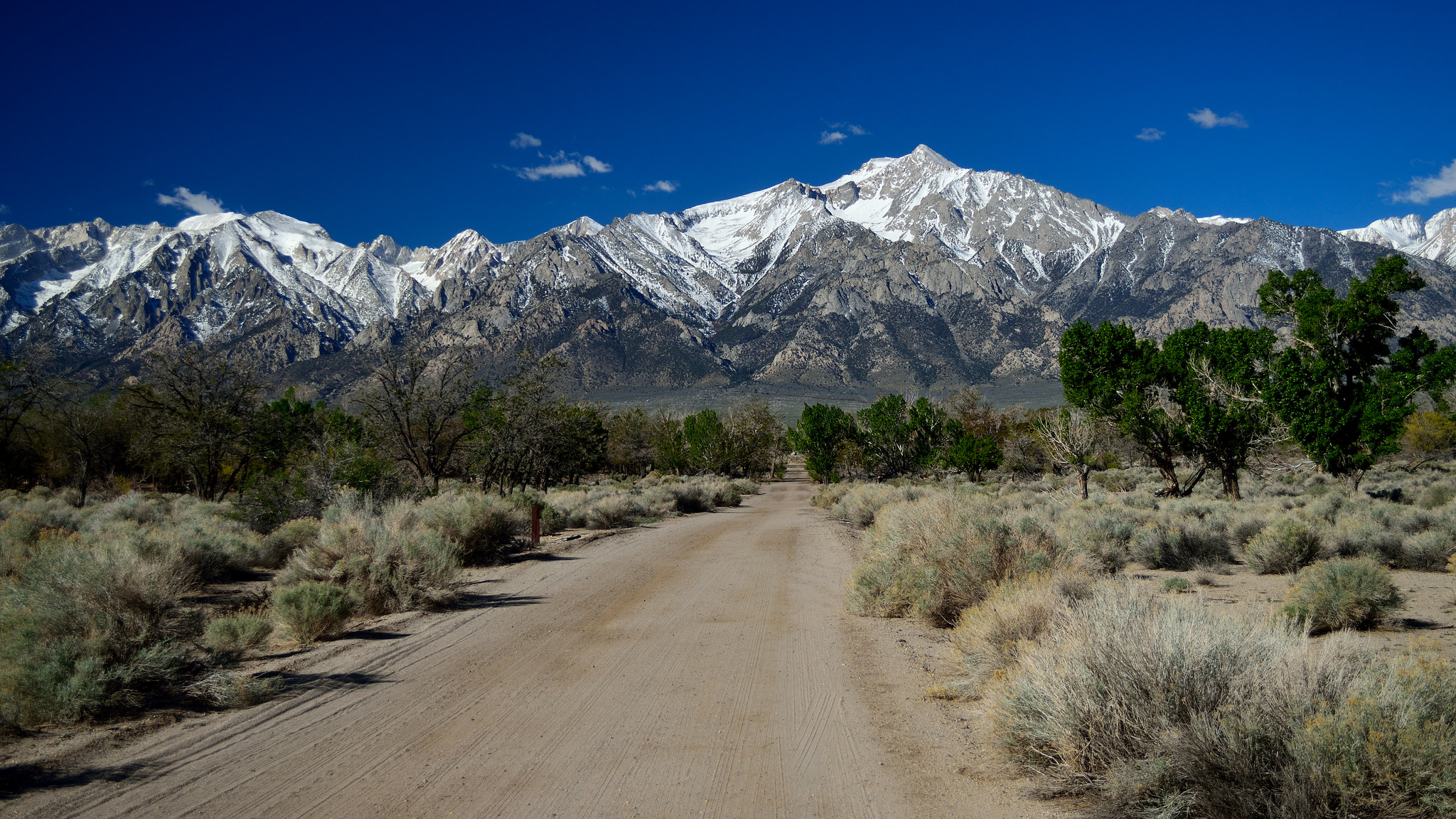 Manzanar National Monument | © Tom Hilton/Flickr